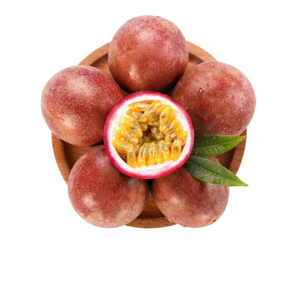 百香果 精选中果12个装 单果50-80g 新鲜水果