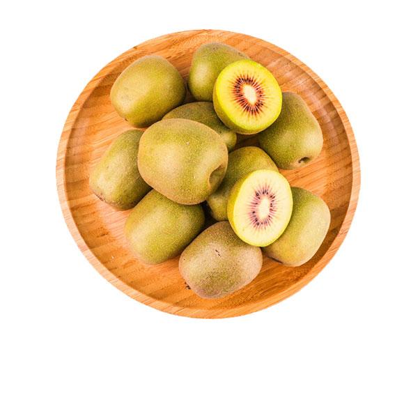 四川蒲江 精品红心猕猴桃 22个板盒装 单果约80-100g 新鲜水果 生鲜礼盒