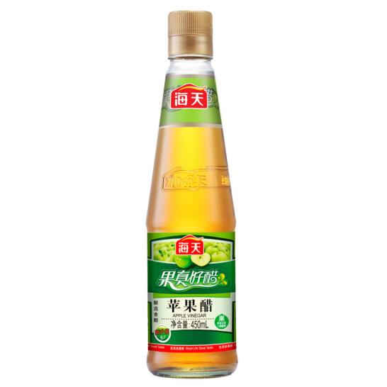 海天 蘋果醋 450ml 中華老字號