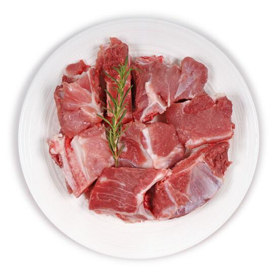 精气神 猪肩胛骨(千金骨) 1kg/袋  山黑猪 黑猪肉 林间散养