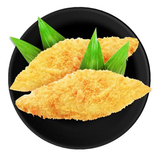 京鲁远洋 冷冻深海鳕鱼排 240g 8枚 盒装国产 煎炸小食 家庭聚会 海鲜水产