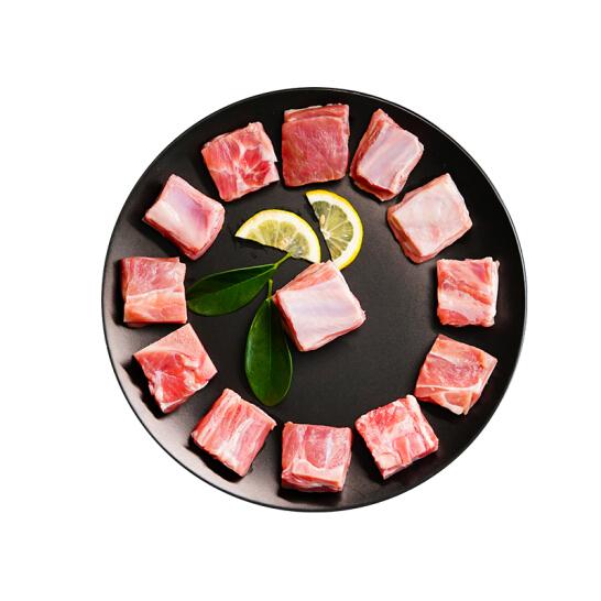 寧鑫 鹽池灘羊 羔羊切塊 400g/袋 寧夏灘羊  6月齡 燉煮 燒烤食材