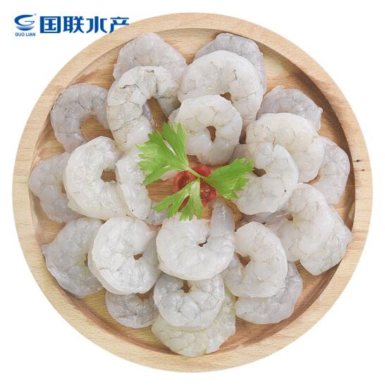 國聯 翡翠生蝦仁 300g/袋 33-40只 (BAP認證) 海鮮