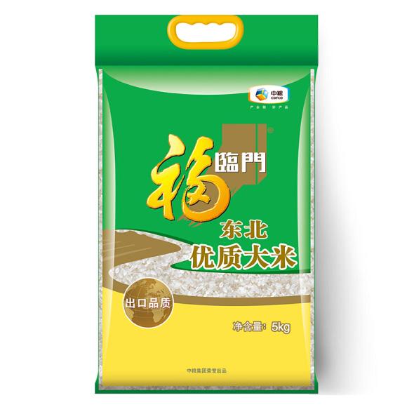 福臨門 東北大米 東北優質 大米 中糧出品 5kg