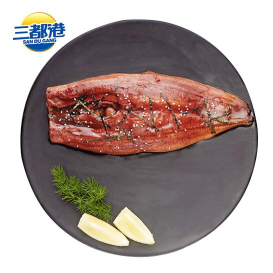 三都港 日式蒲燒烤鰻魚 400g/袋 1條 出口日本 海鮮水產