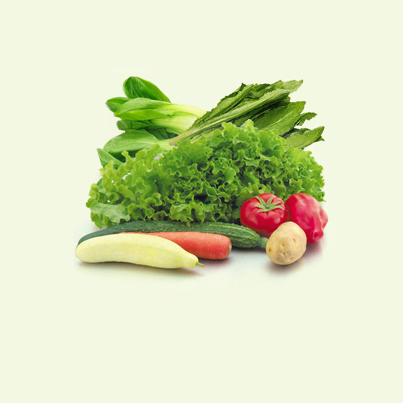有機蔬菜隨機配套餐