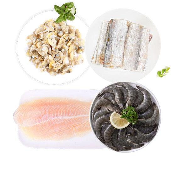 海鲜套餐组合A