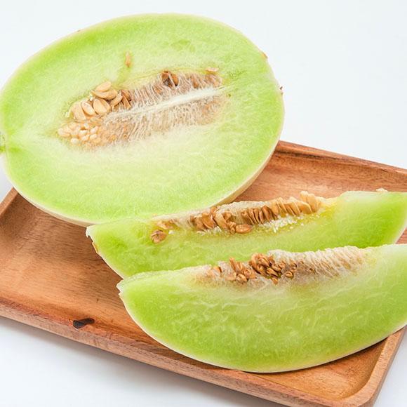 海南玉菇甜瓜