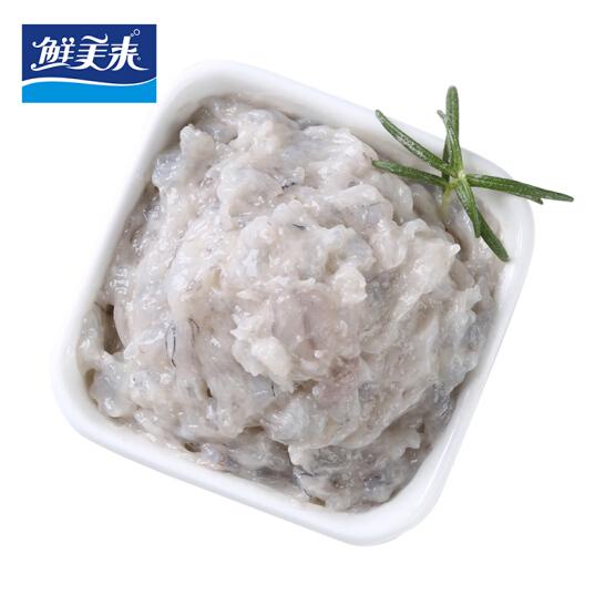 鲜美来 冷冻新鲜虾滑150g 袋装 火锅丸子 火锅食材 海鲜水产
