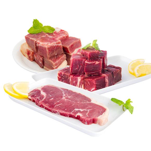 澳洲牛肉套餐