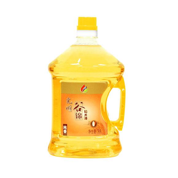 光明谷錦稻米油