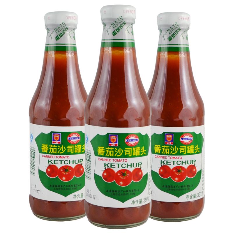 梅林 番茄酱沙司