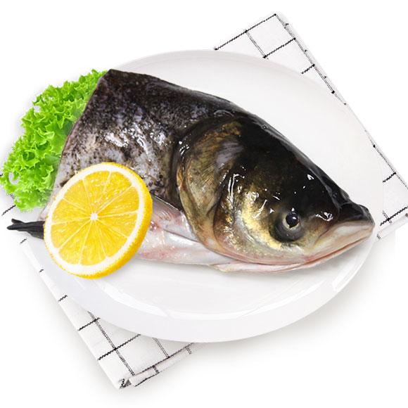 光明渔业花鲢头 (冰鲜)