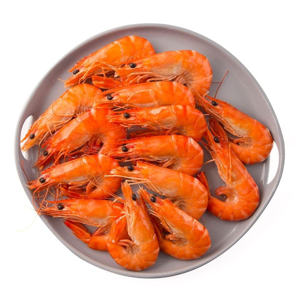 越南熟凍黑虎蝦(40-50)