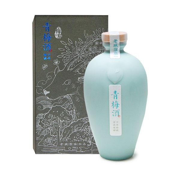 老城隍廟十年珍釀青梅酒(700ml)