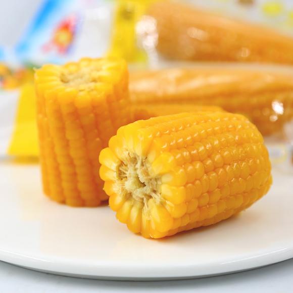 都乐黄玉米棒