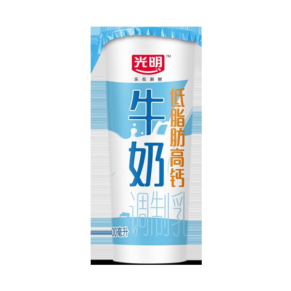 新鲜杯低脂强化钙200ml