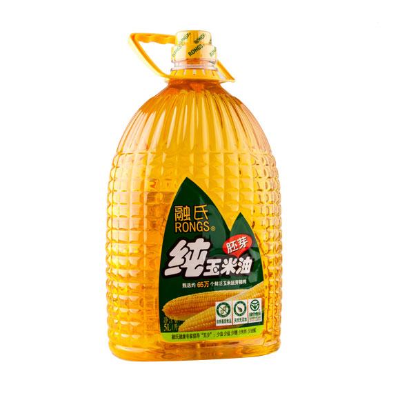 融氏玉米油