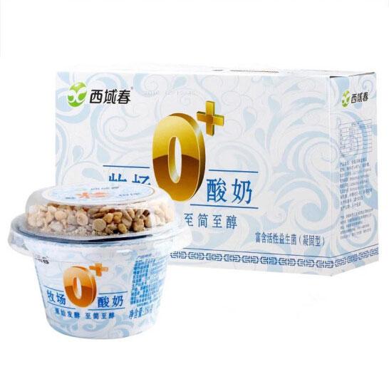 新疆西域春0+酸奶