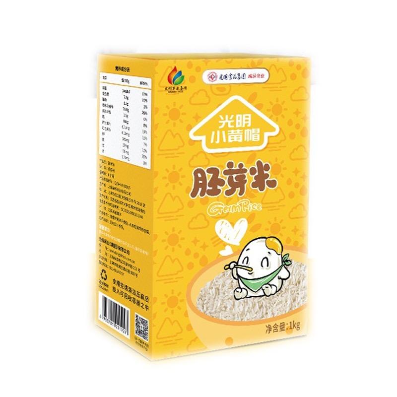 光明小黄帽胚芽米