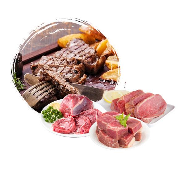 新疆阿勒泰牛肉组合(300型)