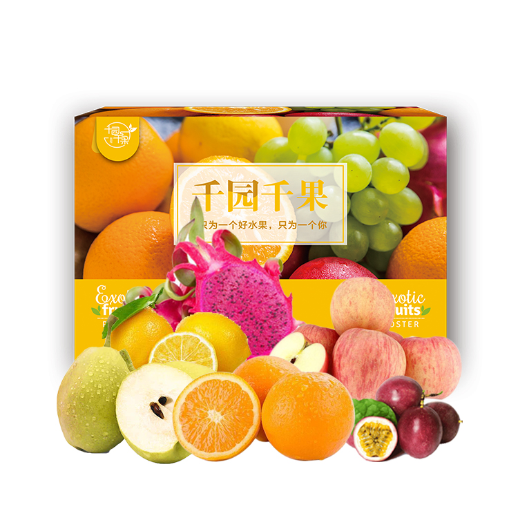 新鲜水果礼盒A款