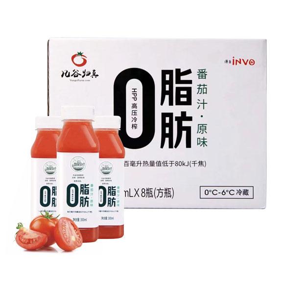 光明崇明农场番茄汁